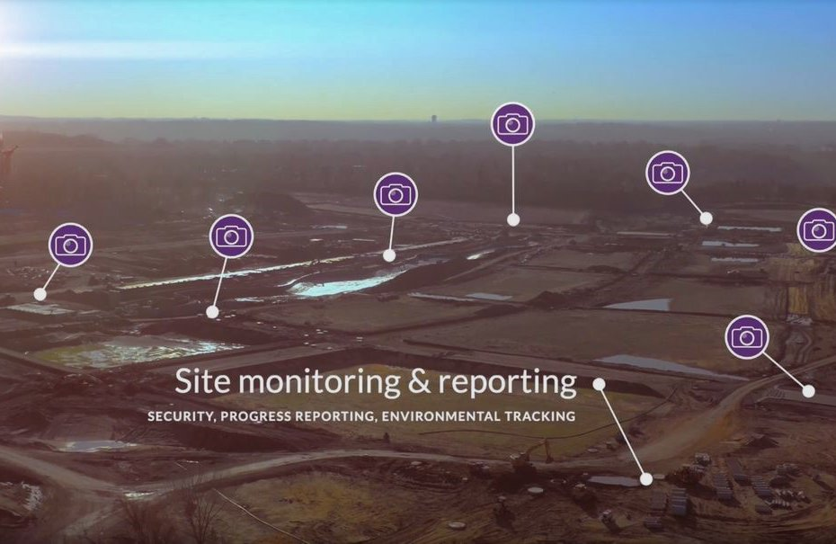 site monitoring and reporting